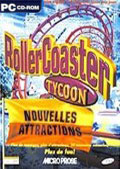 RollerCoaster Tycoon - Nouvelles Attractions